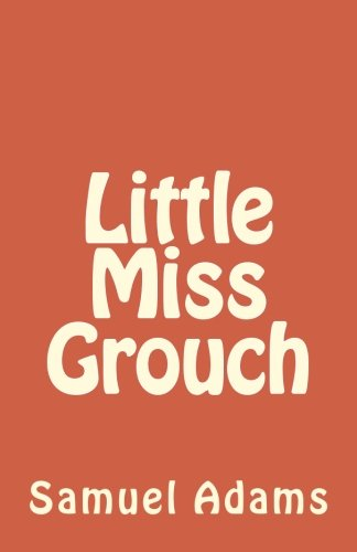 Large book cover: Little Miss Grouch
